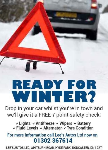free winter health check